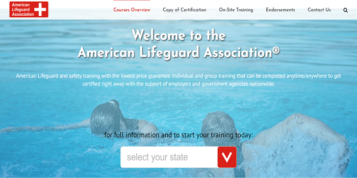 Lifeguard classes near me