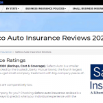 An Easy Guide To Getting Reliable Auto Insurance