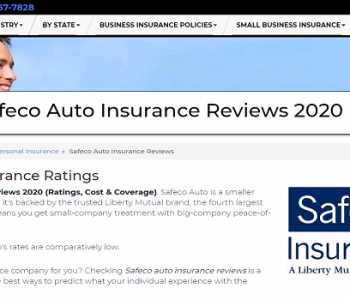 Safeco Car Insurance Reviews